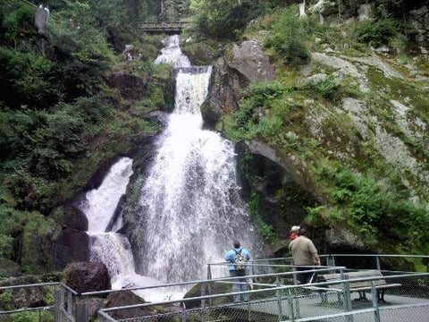Triberg - Germany's Highest Waterfalls
