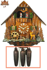 cuckoo clock black forest german