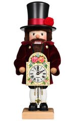 "Nutcracker - Black Forest Man - 19.70""H x 9""W x 8""D"