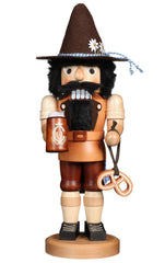"Nutcracker - Bavarian (Natural) - 17.1""H x 6.5""W x 5.25""D"