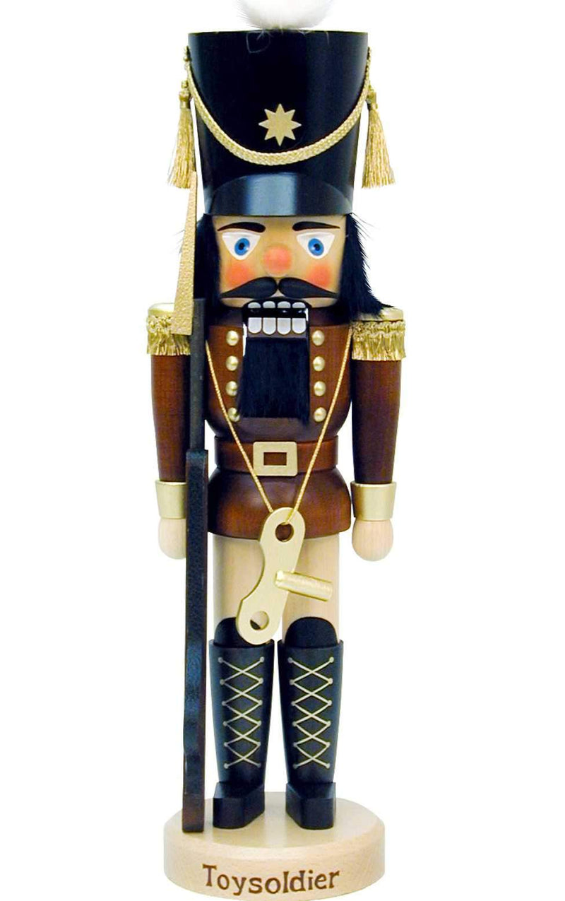 Nutcracker - Toy Soldier Limited Edition 5000 18''H x 5.25''W x 4.5''D