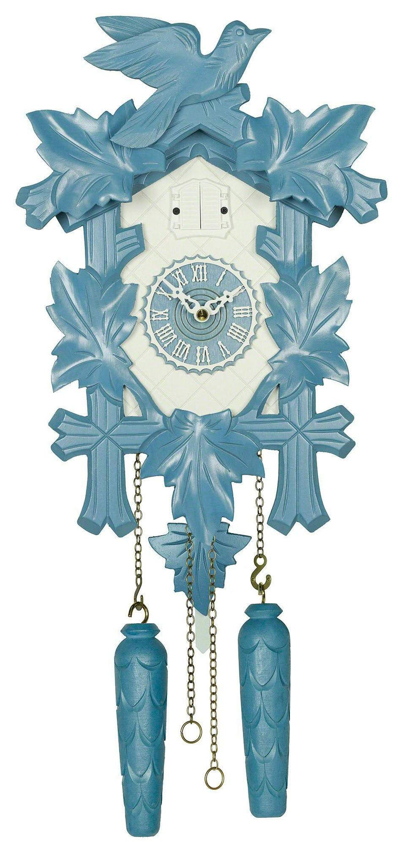 Traditional elements series of colored cuckoo clocks \u2013 Cuckoo Forest
