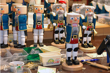 German Nutcrackers Really Crack Nuts 100 Hand Made Cuckoo Forest