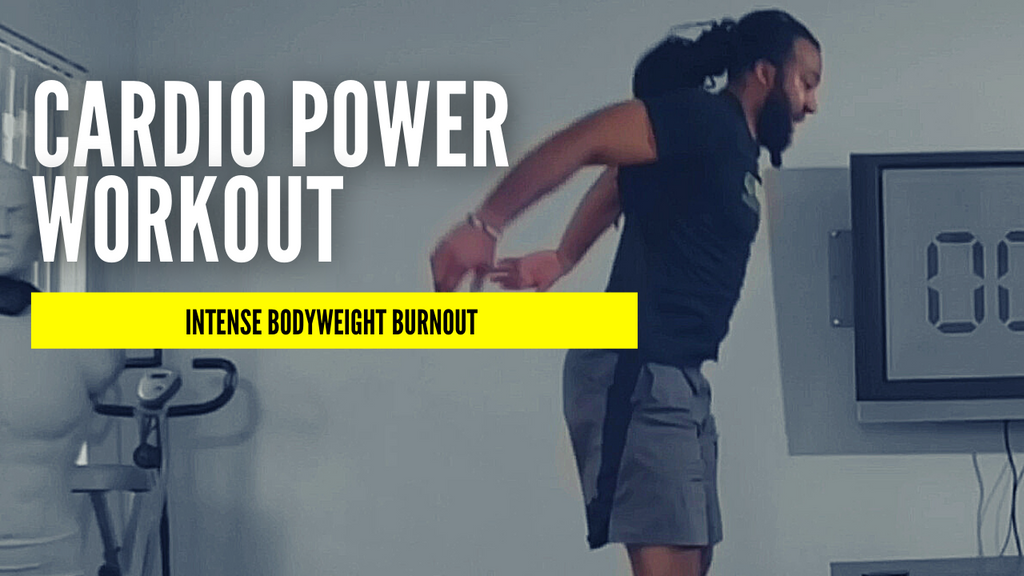 Faster Stronger Wiser Fitness Cardio Power Workout