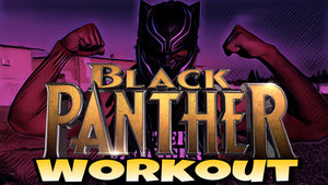 The Black Panther Workout by Faster Stronger Wiser