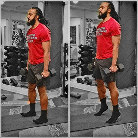 FSW Workouts: Calf Raises