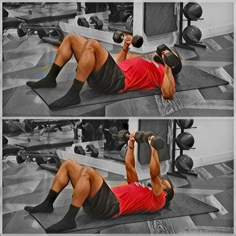 FSW Workouts: Chest Press