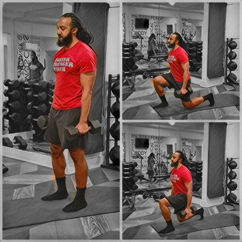 FSW Workouts: Lunges
