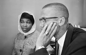 malcolm x and betty