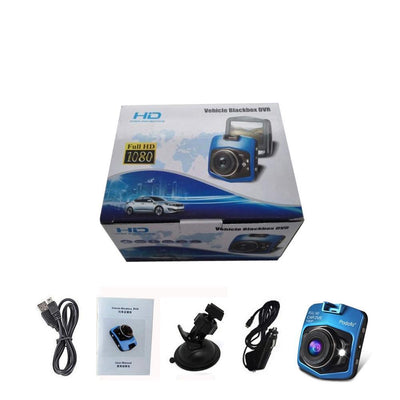 Mini Car Dash Camera Full HD 1080P