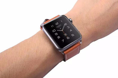 Leather Fashion Apple Watch Band