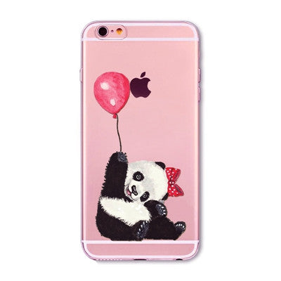 Panda Cover Cases For iPhone