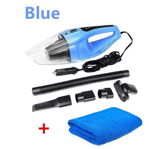 Newest Super Suction, 120W Portable Car Vacuum Cleaner