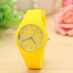 Women Leisure Candy-colored  Sports watch