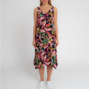 Jump jungle print dress at Berrima's Overflow Berrima's Wool Centre