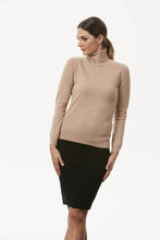 Merino and Cashmere Milano Knit Skirt