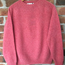 Australian Merino Wool Shetland Jumper Scottish Knitwear