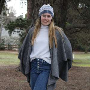 Cashmere and Angora Wrap at Berrima's Overflow