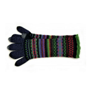 Eribe gloves in navy