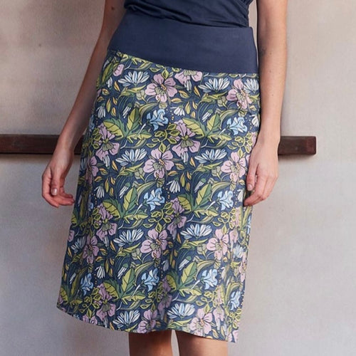 Sita Skirt by MahaShe - Hibiscus