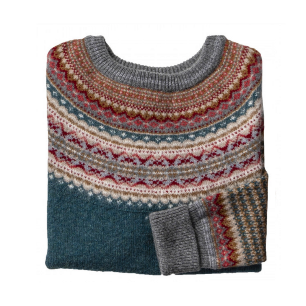 Eribe jumper in Lugano, Scottish knitwear at Berrima's Overflow