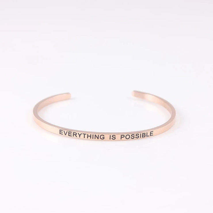 EVERYTHING IS POSSIBLE - www.moinasiashop.com