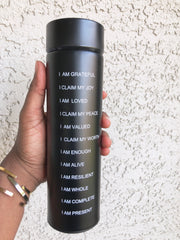 Daily affirmation bottle - www.moinasiashop.com
