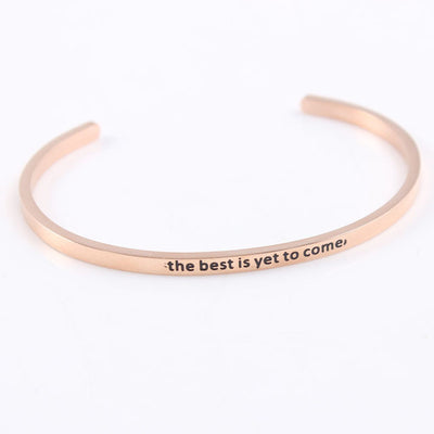 THE BEST IS YET TO COME - www.moinasiashop.com