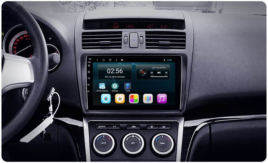 car multimedia navigation