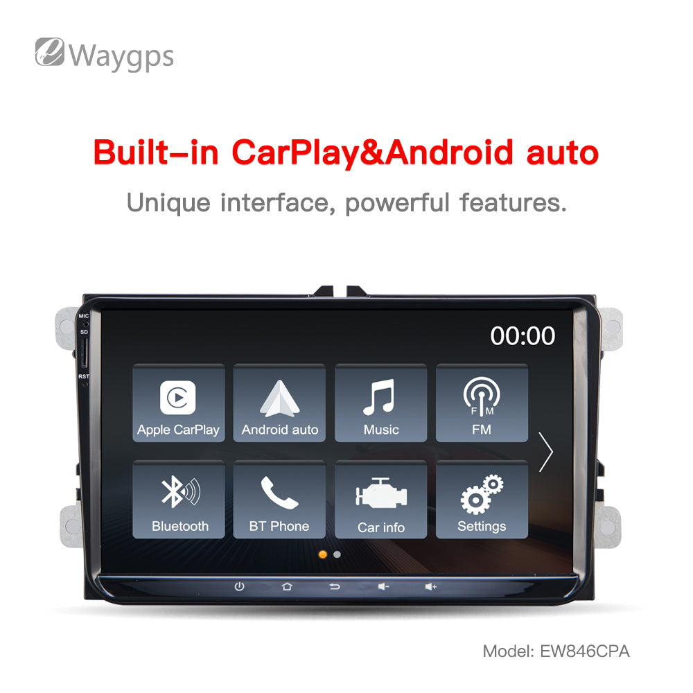 carplay VW