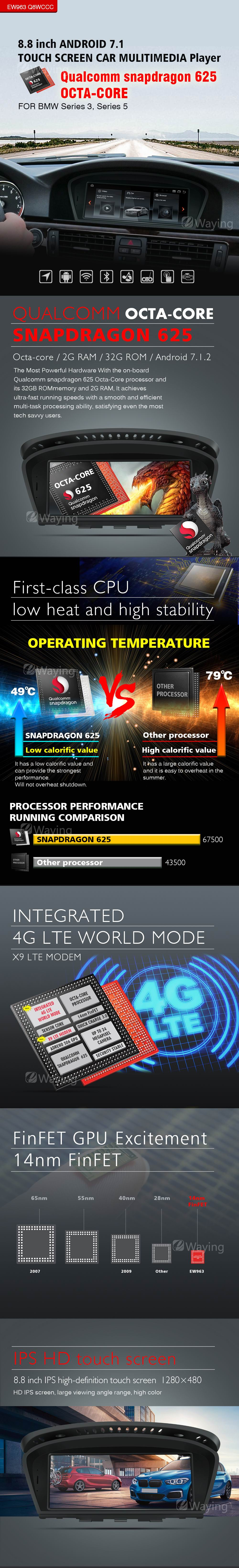 Qualcomm Snapdragon 625 Navi