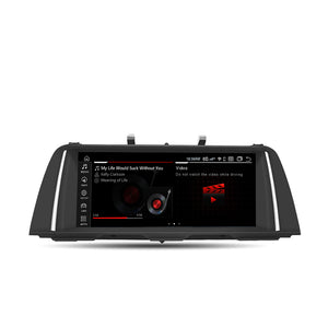 "BMW F10/F11 Android system Qualcomm 8-core Built-in 4G LTE Car Multimedia with IPS HD 10.25""screen head unit Bluetooth Rear Camera FOR BMW Series 5 CIC/NBT system"