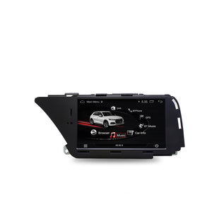 "7"" Android 9 Six-core 4G+32G Car Multimedia for AUDI A4 S4 A5 S5(2008-2016 B8) Q5(2010-2016) Bluetooth WIFI GPS Navigation"