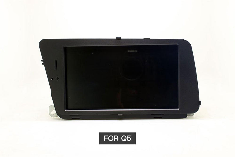 "7"" Android 9 6-core 4G+64G Car Multimedia Screen For AUDI A4 A5 Q5 Head Unit IPS HD Bluetooth WIFI"