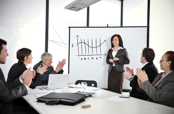 How Business Presentations Help Bag the Big Deal?-fliniq