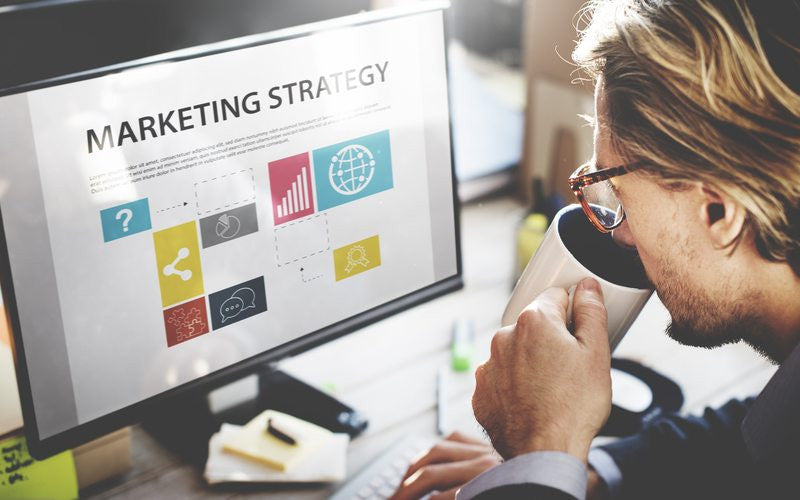 Building a Business Through Effective Marketing Strategy