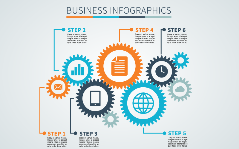 What are the Steps to get Successful Infographics?-fliniq