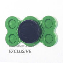 808 Spinner • GEN 1 • made in the USA • Full Aluminum • Anodized GREEN • 608 bearing version • coolestshop.com exclusive IN STOCK NOW!!!
