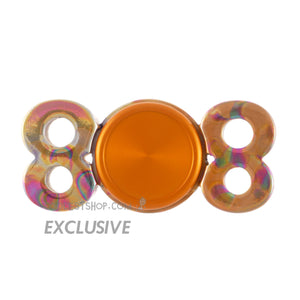 808 Spinner • GEN 2 • by Steampunk Spinners • Copper • 608 full ceramic bearing • coolestshop.com exclusive #2