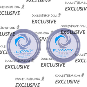FLYAWAY TOYS Malestrom Titanium Custom Anodize w/ Anodized & Raw button sets #0617