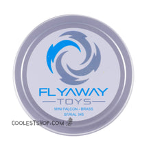 FLYAWAY Mini Falcon Brass