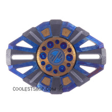 Metalworn Turbine IV Titanium Fidget Spinner (light finish)