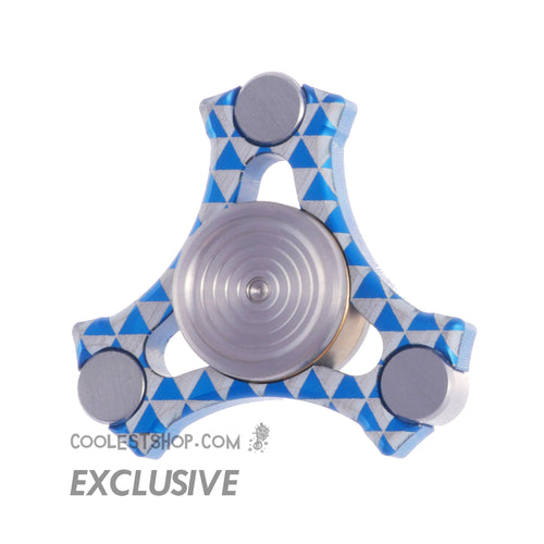 NTO Ternion Da Kula Tungsten Weights Edition Blue Aluminum Frame