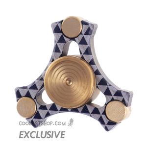 "NTO Designs Ternion ""Da Kula"" Aluminum & Brass  BLACK"