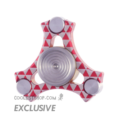 NTO Ternion Da Kula Tungsten Weights Edition Red Aluminum Frame