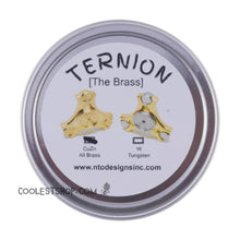 "NTO The ""Brass"" Ternion v2"