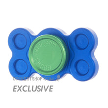 808 Spinner • GEN 1 • made in the USA • Full Aluminum • Anodized BLUE • R188 version • coolestshop.com exclusive IN STOCK NOW!!!