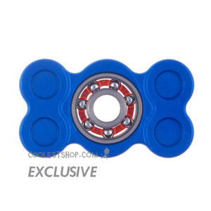 808 Spinner • GEN 1 • made in the USA • Full Aluminum • Anodized BLUE • 608 bearing version • coolestshop.com exclusive IN STOCK NOW!!!