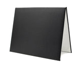"8.5"" x 11"" Smooth Leatherette Diploma Cover"