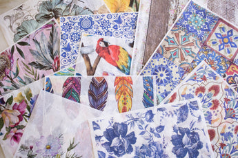 IN STOCK! Decoupage Rice Paper by Dixie Belle (Belles & Whistles)